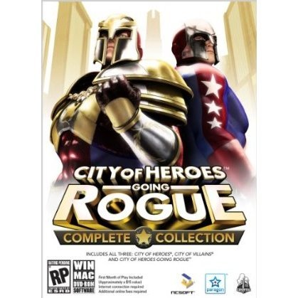 City of Heroes: Going Rogue - Complete Collection (DVD-ROM)