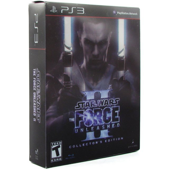 Star Wars: The Force Unleashed II (Collector's Edition)