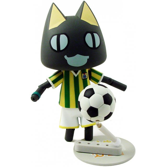 Prize Revoltech Costume Series No. 4 Pre-Painted Action Figure: Kuro (Soccer Version)