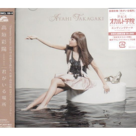 Kimi Ga Iru Basho [CD+DVD Limited Edition]