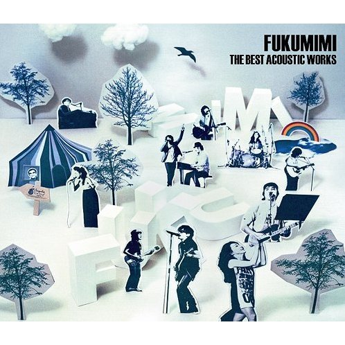 Fukumimi The Best Acoustic Works [CD+DVD Limited Edition]