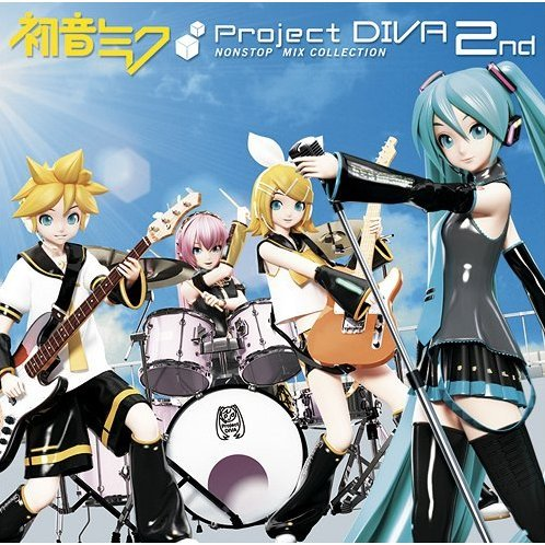 Miku Hatsune - Project Diva - 2nd Nonstop Mix Collection