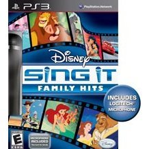 Sing It: Family Hits (Bundle)