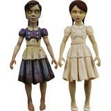 Bioshock Series 2  Action Figure: Little Sister and Young Eleanor