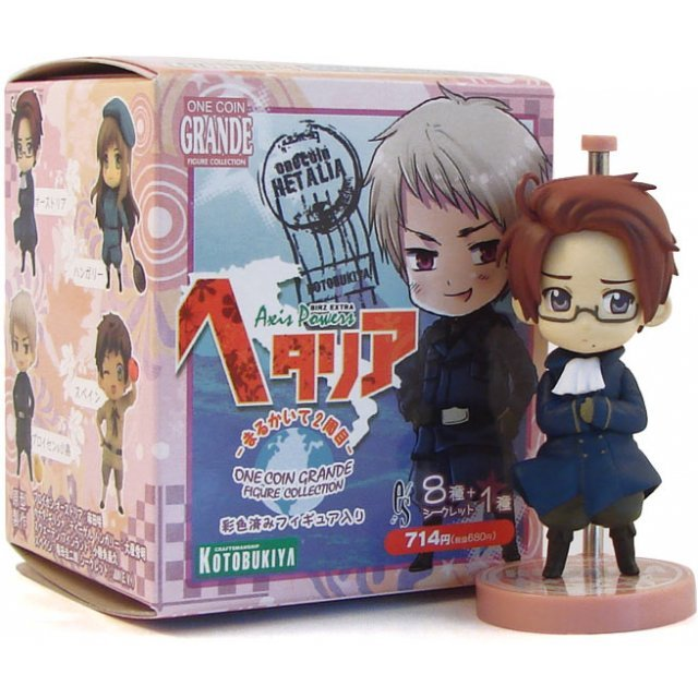 One Coin Grande Hetalia Pre-Painted Trading Figure Vol.2