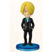 One Piece World Collectable Pre-Painted PVC Figure vol.3: TV019 - Sanji