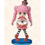One Piece World Collectable Pre-Painted PVC Figure vol.3: TV022 - Perona