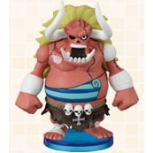 One Piece World Collectable Pre-Painted PVC Figure vol.3: TV024 - Oars