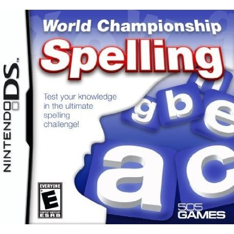 World Championship Spelling
