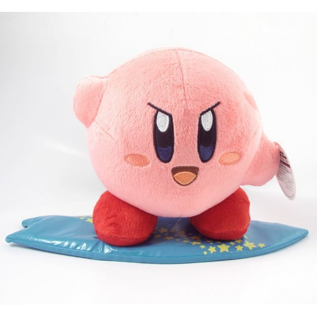 Kirby Summer Plush Doll: Surfing Kirby
