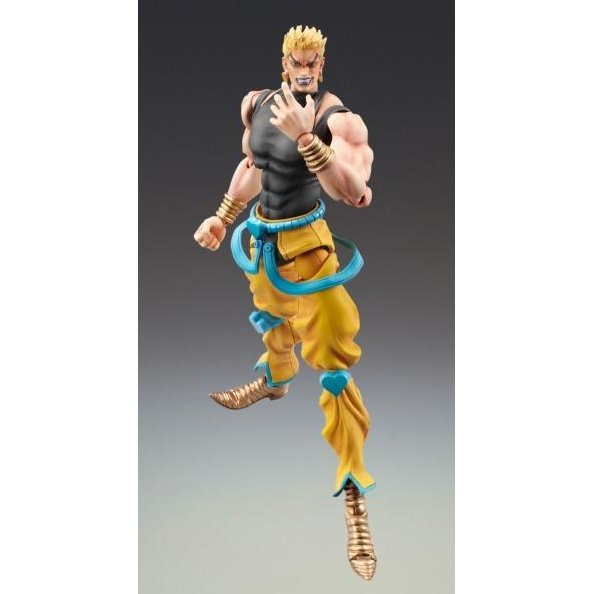 Super Figure JoJo's Bizarre Adventure Part 3 #18 Non Scale Pre-Painted PVC Figure: Dio Awakened Ver. (Hirohiko Araki Specify Color)