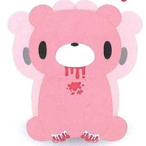 Gloomy Bear Plush Doll: Gloomy Action Speaker