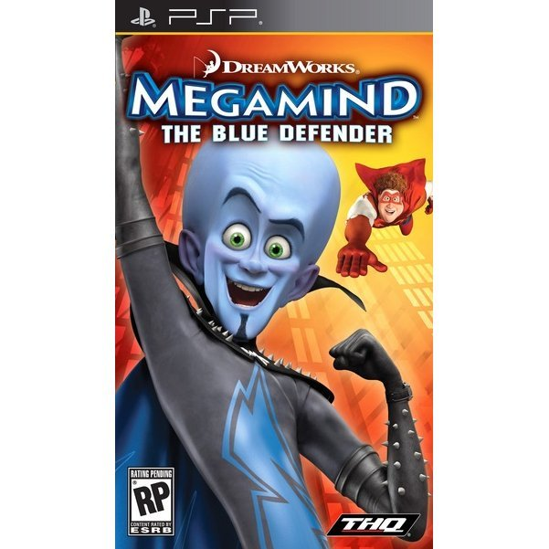 Megamind: The Blue Defender