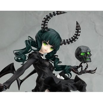 Black Rock Shooter 1/8 Scale Pre-Painted PVC Figure: Dead Master Original Ver.