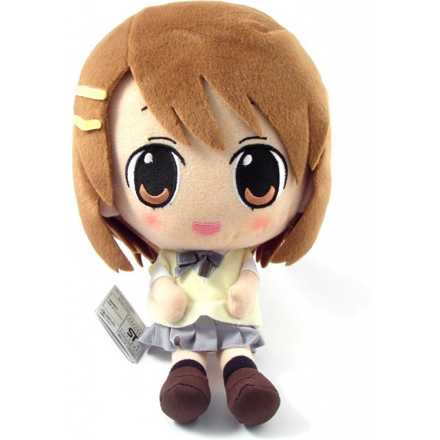 K-ON! Plush Doll: Hirasawa Yui (School Uniform Ver.)