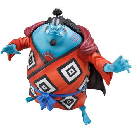 Portrait Of Pirates POP Excellent Model One Piece Series NEO-DX  1/8 Scale Pre-Painted PVC Figure: Jinbei
