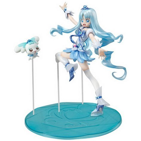 Excellent Model Heart Catch Pretty Cure! 1/8 Scale Pre-Painted PVC Figure: Cure Marine
