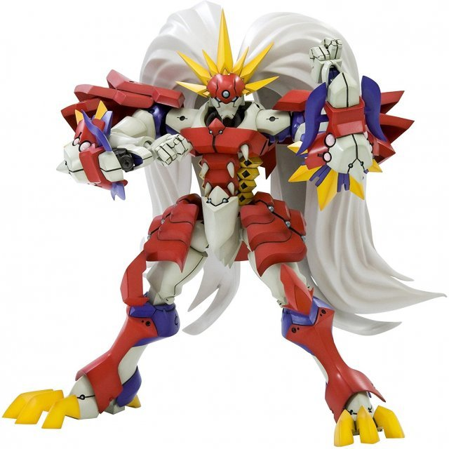 Super Robot Wars OG 1/144 Scale Pre-Painted Plastic Model Kit: Jaldabaoth