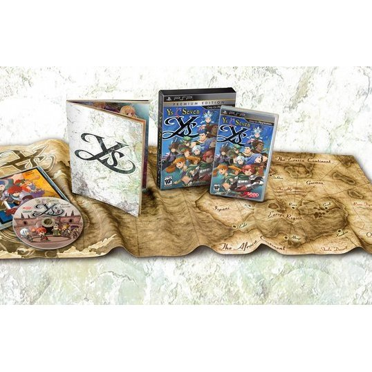 Ys Seven (Limited Edition)