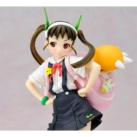 Bakemonogatari 1/8 Scale Pre-Painted PVC Figure: Hachikuji Mayoi (Movic Version)