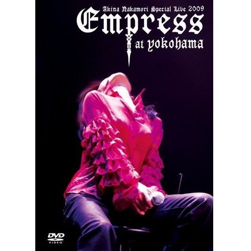 Akina Nakamori Special Live 2009 Empless At Yokohama [Limited Edition]