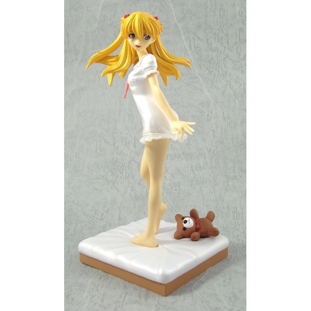 Neon Genesis Evangelion Pure Baby Pre-Painted PVC Extra Figure: Asuka