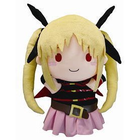 Magical Girl Lyrical Nanoha The MOVIE 1st  Hand Puppet: Fate Testarossa