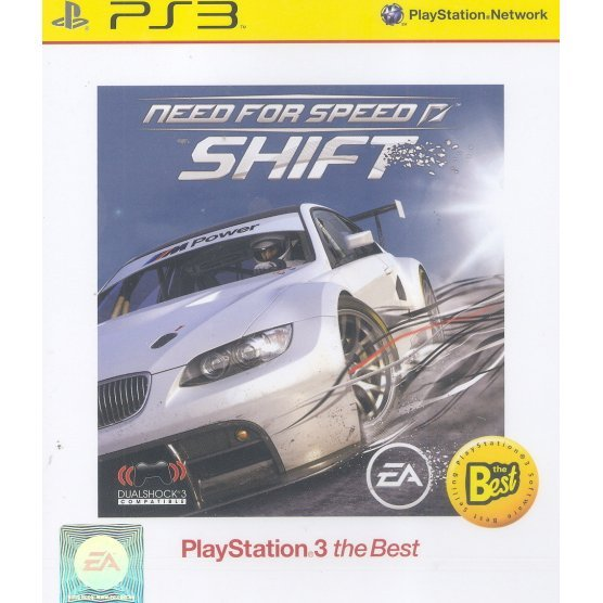 Need for Speed Shift (PlayStation3 the Best)