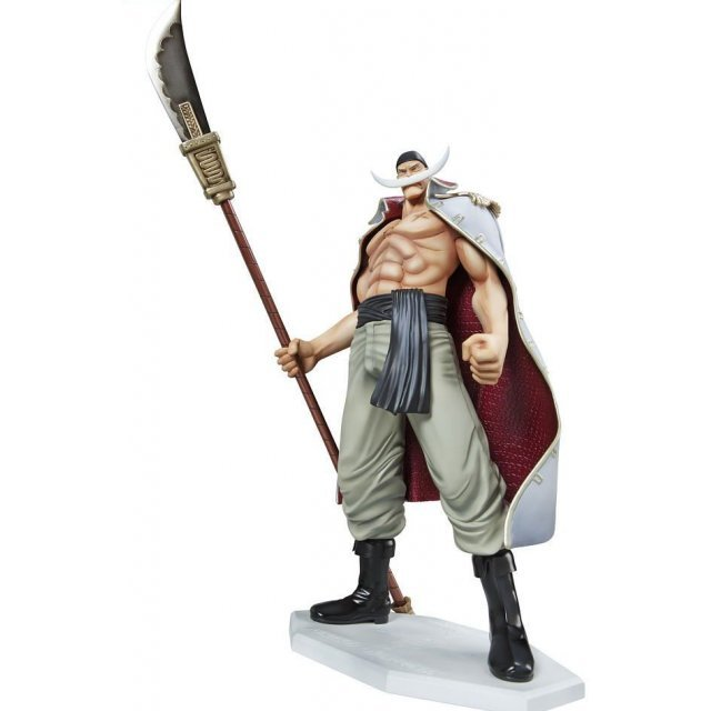 Portrait Of Pirates POP Excellent Model One Piece Series NEO-DX 1/8 Scale Pre-Painted PVC Figure: `White Beard` Edward Newgate (Re-run)