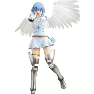 Queens Blade Non Scale Pre-Painted Gutto Kuru PVC Figure: Nanael Angel of Light