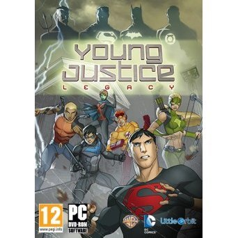 Young Justice: Legacy (DVD-ROM)
