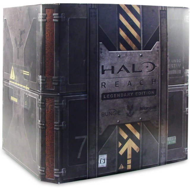 Halo Reach [Legendary Edition]