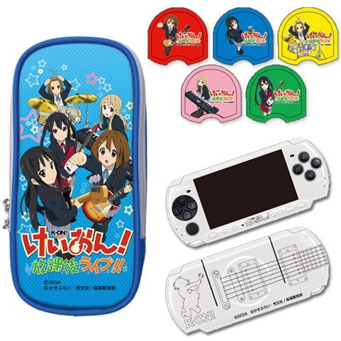 K-On! Houkago Live!! (Accessory Set)