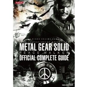 Metal Gear Solid: Peace Walker Official Complete Guide