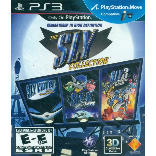 The Sly Collection
