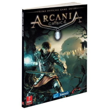Arcania: A Gothic Tale Prima Official Game Guide