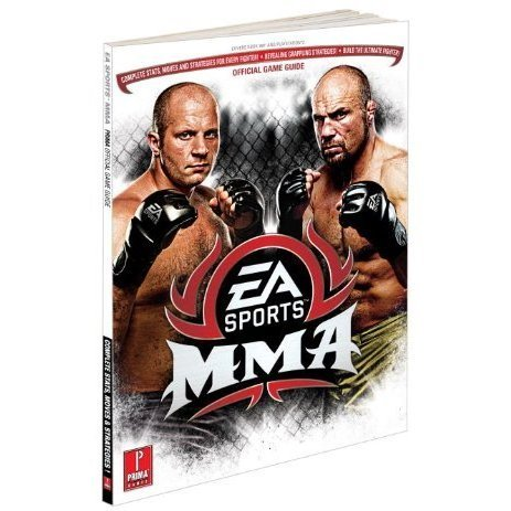 EA Sports MMA Prima Official Game Guide