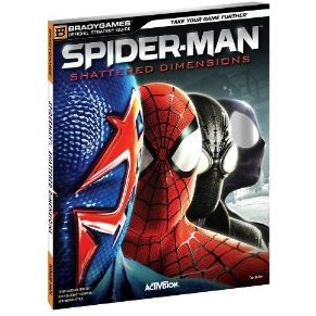 Spider-Man: Shattered Dimensions Official Strategy Guide