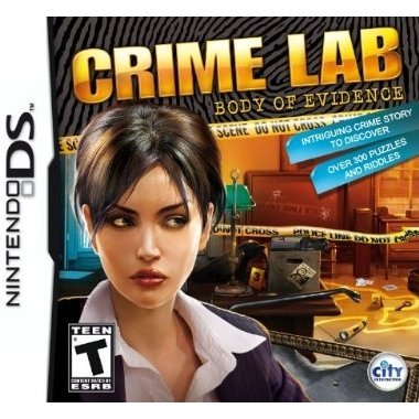 Crime Lab: Body of Evidence