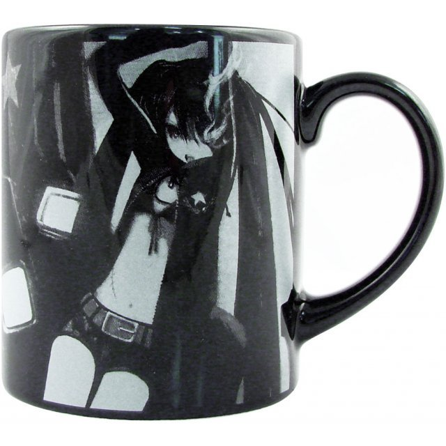 Black Rock Shooter Mug Cup: Black Ver.