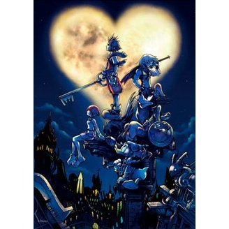 Kingdom Hearts Clear File 1