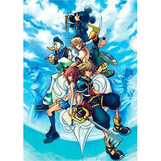 Kingdom Hearts II Clear File 1