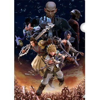 Kingdom Hearts BBS Clear File 1