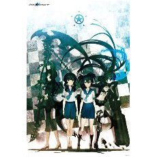 Jigsaw Puzzle Black Rock Shooter 1000 Pieces Puzzle: Mato & Yomi