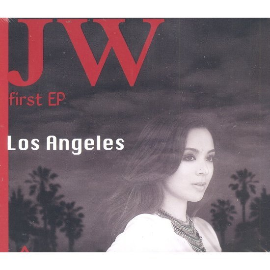 JW First EP [Los Angeles Special Version CD+DVD]