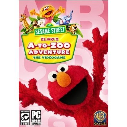 Sesame Street: Elmo's A-to-Zoo Adventure (DVD-ROM)