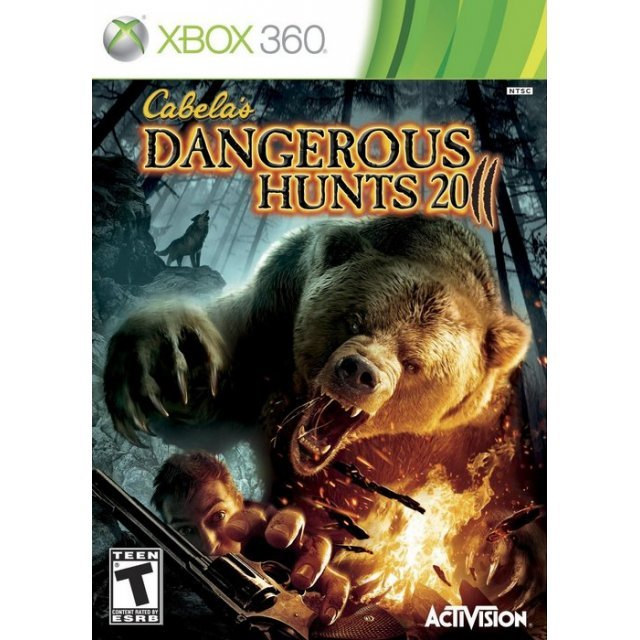 Cabela's Dangerous Hunts 11
