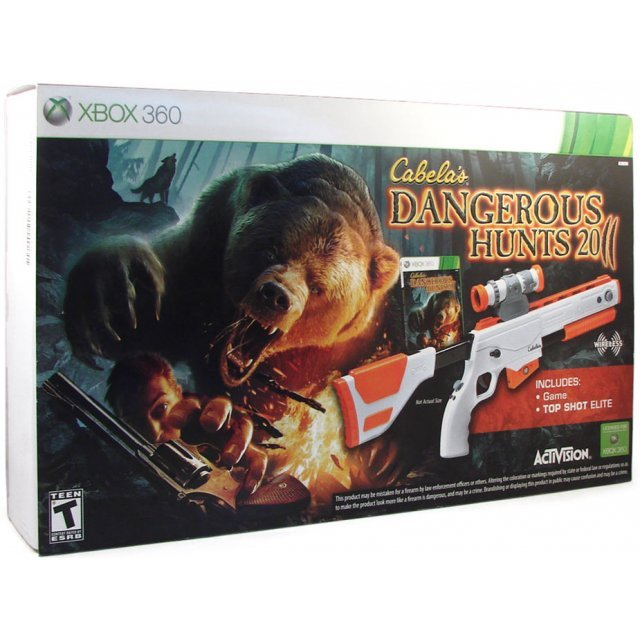 Cabela's Dangerous Hunts 11 (w/ Gun)