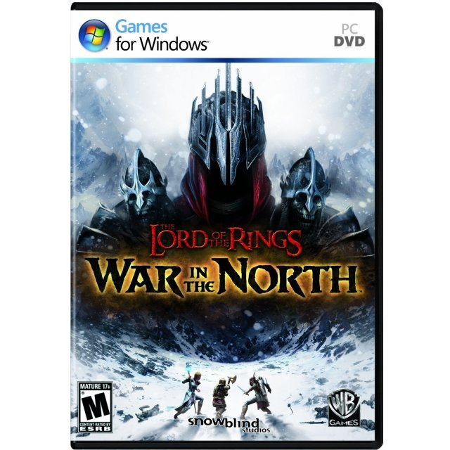 Lord of the Rings: War in the North (DVD-ROM)