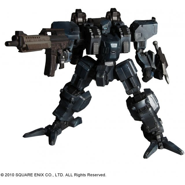 Front Mission Evolved Play Arts Kai: Zenith
